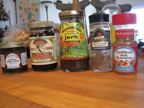 Compare Jerk Seasoning – A review of 4 jerk products