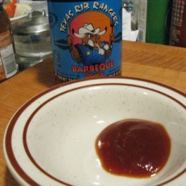 Rib Rangers Sauce sample