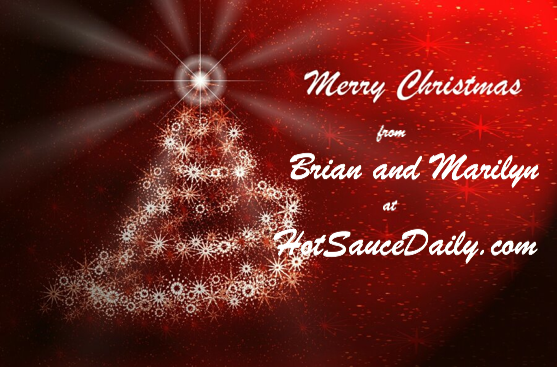 Merry Christmas 2011 from HotSauceDaily.com