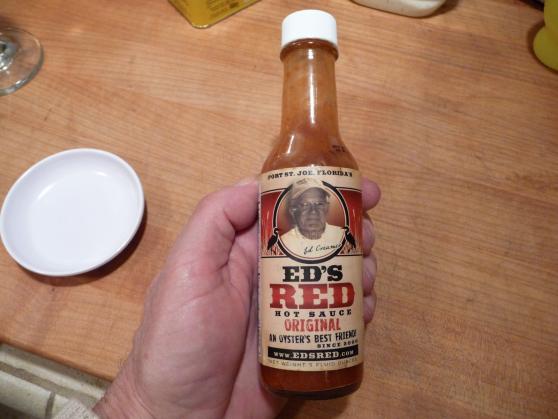 eds red hot sauce