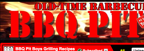 The BBQ Pit Boys on YouTube