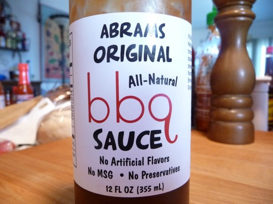 Abrams Original BBQ Sauce Review