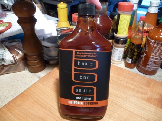 Hak's BBQ Sauce Chipotle Bourbon Review