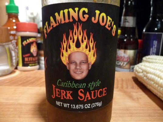 Flaming Joe's Mild Caribbean Jerk Sauce