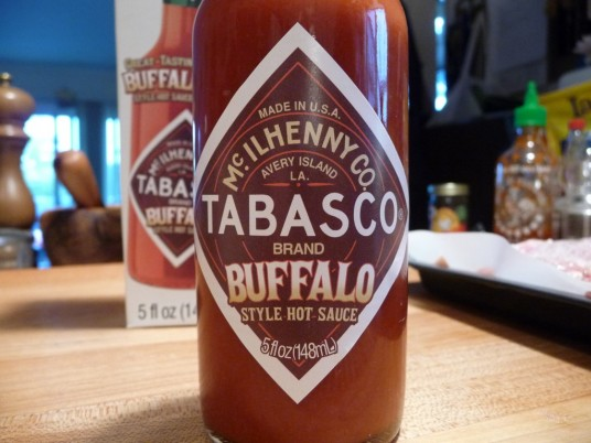 Tabasco Buffalo Style Hot Sauce Review