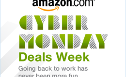 Cyber Monday Week on Amazon with HotSauceDaily