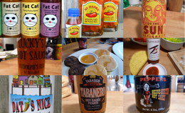 Hot Sauce reviews in 2011