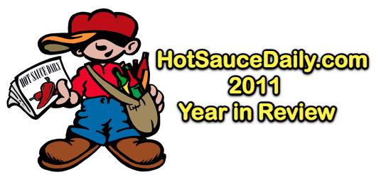 hotsaucedaily.com 2011 roundup