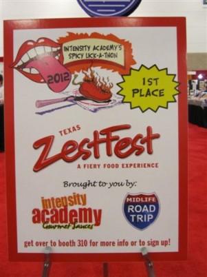 ZestFest 2012 Live Reporting from Ken Alexander