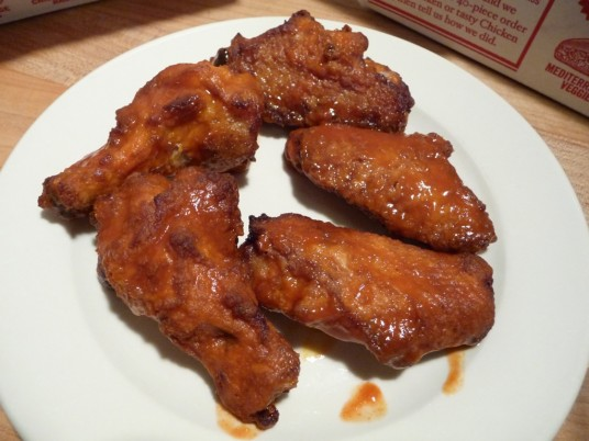 dominos hot wings