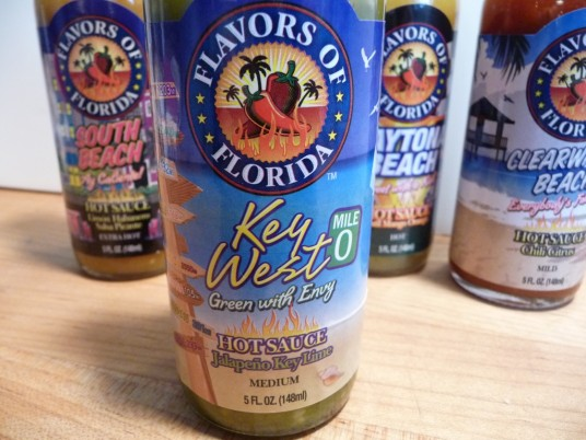 Key West hot sauce
