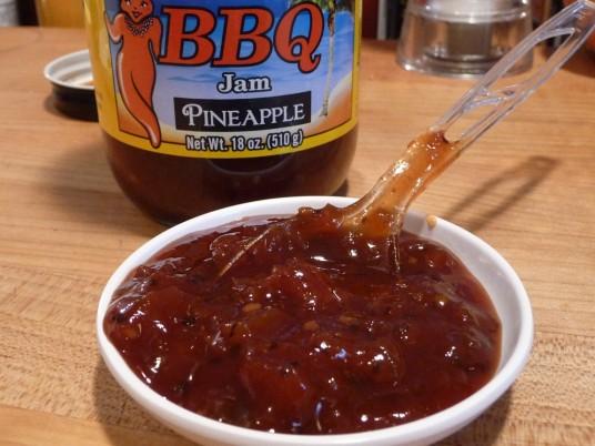 Grandville's BBQ Pineapple Jam