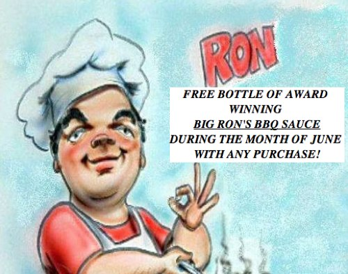 Big Ron's Rubs and Sauce