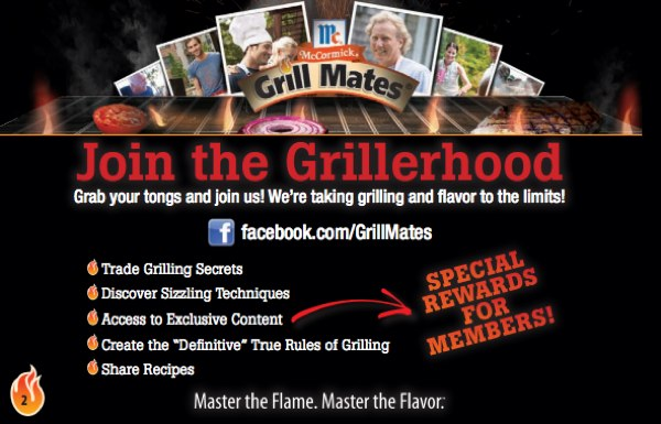 Join the Grillerhood on Facebook!