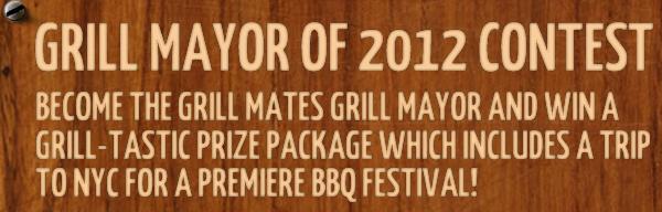 Grill Mayor 2012 Contest