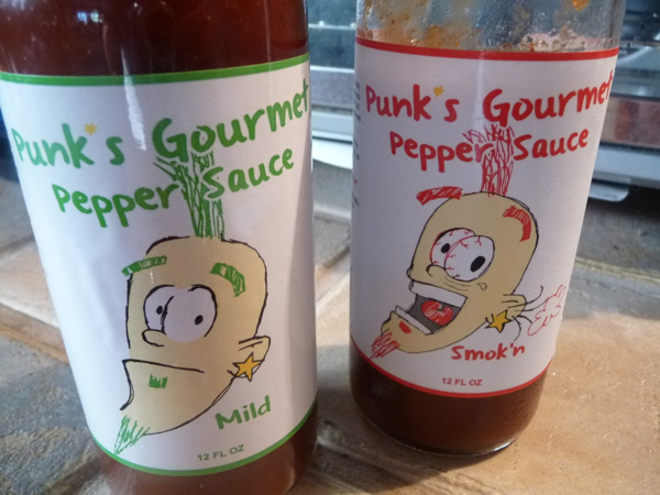 Punk's Gourmet Pepper Sauce Review