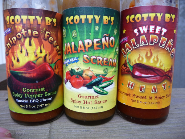 Week of Mild Day 2 Scotty B's Trio of Jalapeño Sauces Review