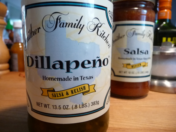 Week of Mild: Day 5: Dillapeño Salsa & Relish Review