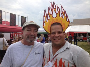 Flaming Joe & Brian Meagher