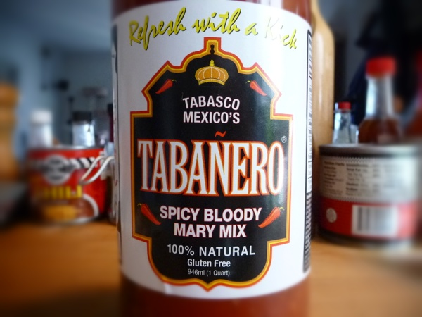 Tabañero Spicy Bloody Mary Mix review