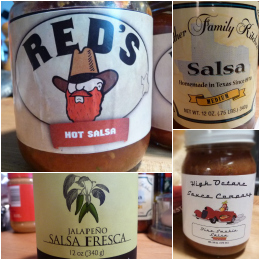 Salsa Favs of 2012