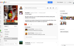 Hot Sauce+ Community on Google+