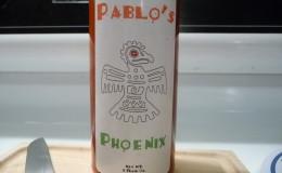Simple label on Pablo's Phoenix