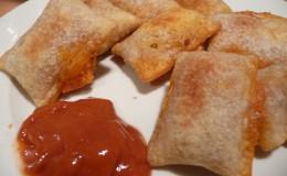 Closeup of Pablo's Phoenix sauce