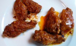 SAAS Hot Wings with Original