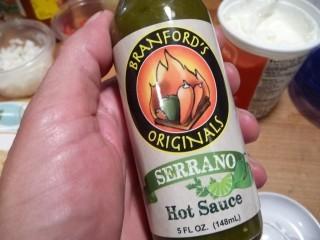 Branford's Originals Serrano Hot Sauce