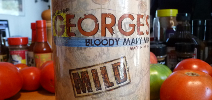 George's Bloody Mary Mix Mild