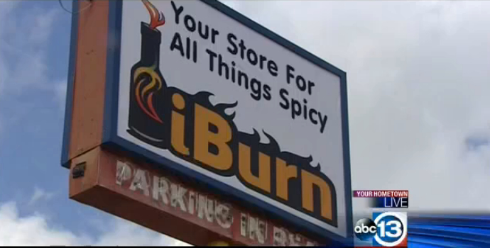 New iBurn Store Grand Opening in Houston