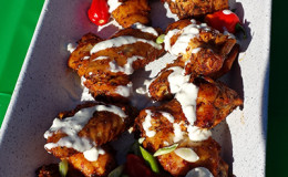 Starboard Double Burn wings - rehobothfoodie.com