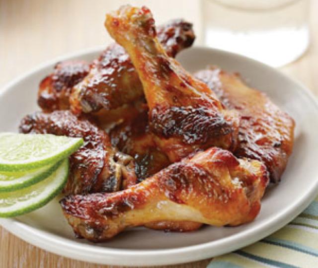 Margarita Wings Recipe