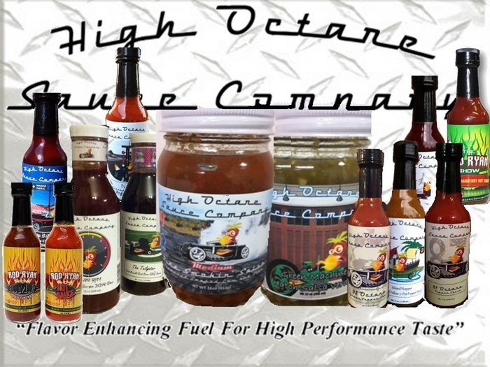 High Octane Sauce Company on Kickstarter