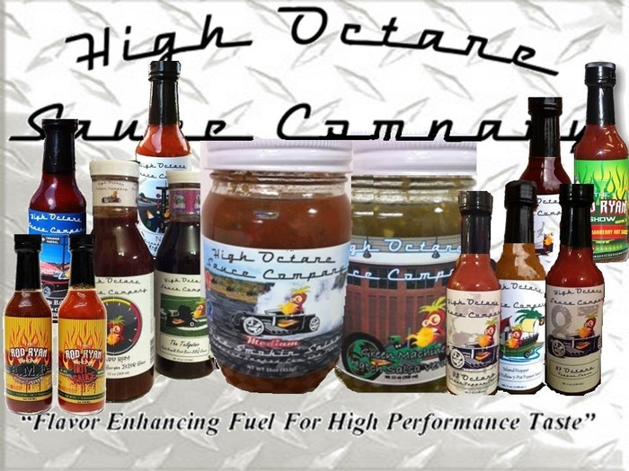 high octane sauces products