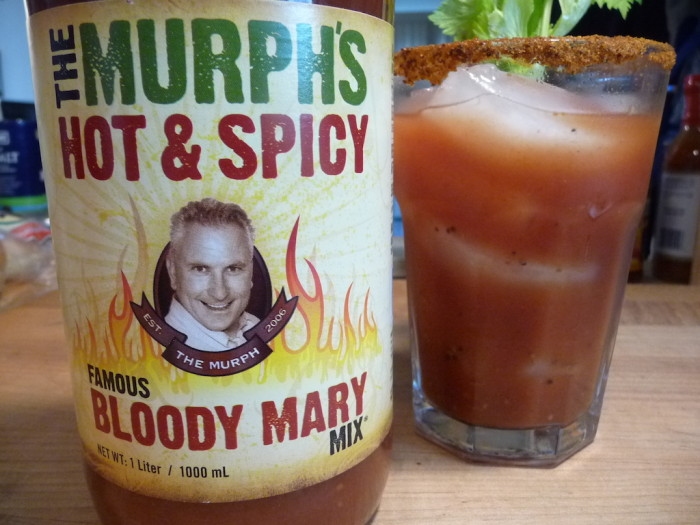 Murphs Hot and Spicy Famous Bloody Mary Mix