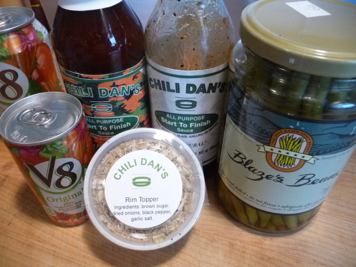chili dan's bbq bloody mary ingredients