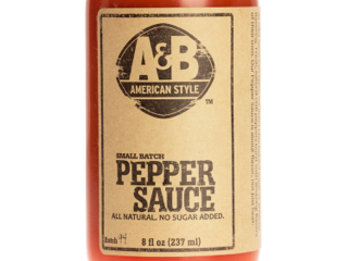 A & B American Style Pepper Sauce