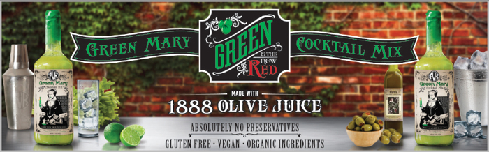 Green Mary Cocktail Mixer review