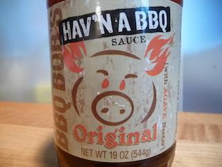 BBQ Bob's Hav'n A BBQ Sauce