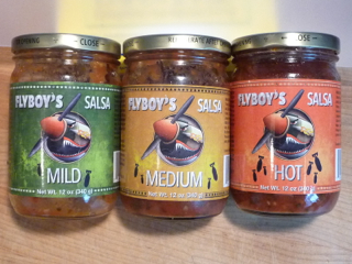 Flyboy's Salsa review