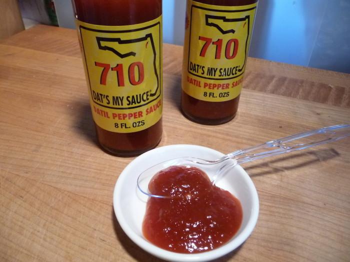 710 Dat's My Sauce