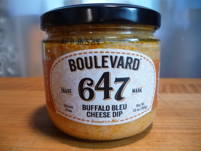 Boulevard 647 Buffalo Bleu Cheese Dip