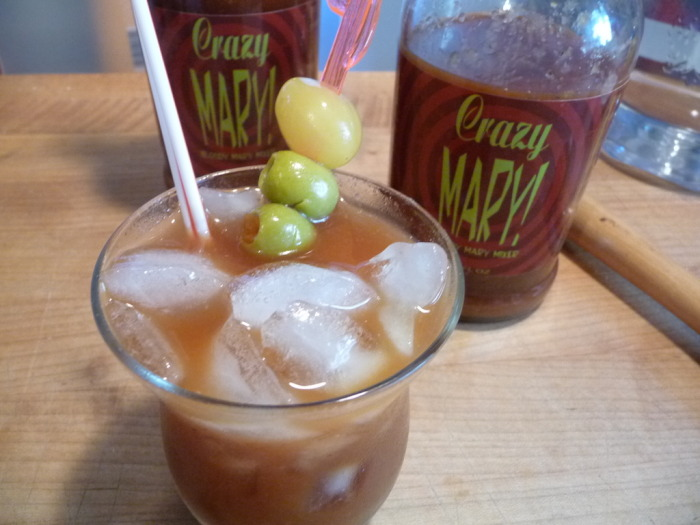 crazy mary bloody mary mix drink