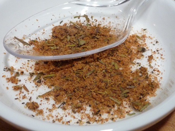 Louisiana Brand Chicken Wing Seasoning close-up