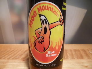 Moe Mountain Hot Sauce Review