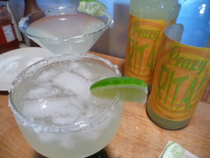 Crazy Rita Margarita mix both ways