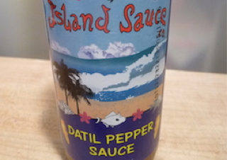 Island Sauce Company Datil Pepper Sauce