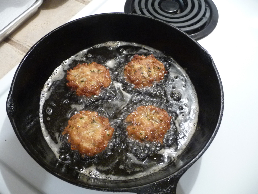 Air Fry Frozen Crab Cakes